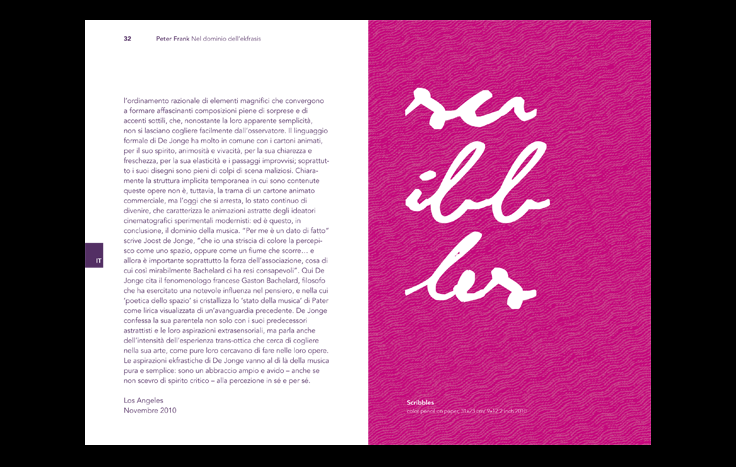 Oceanen van kleur; The Ekphrasis Project