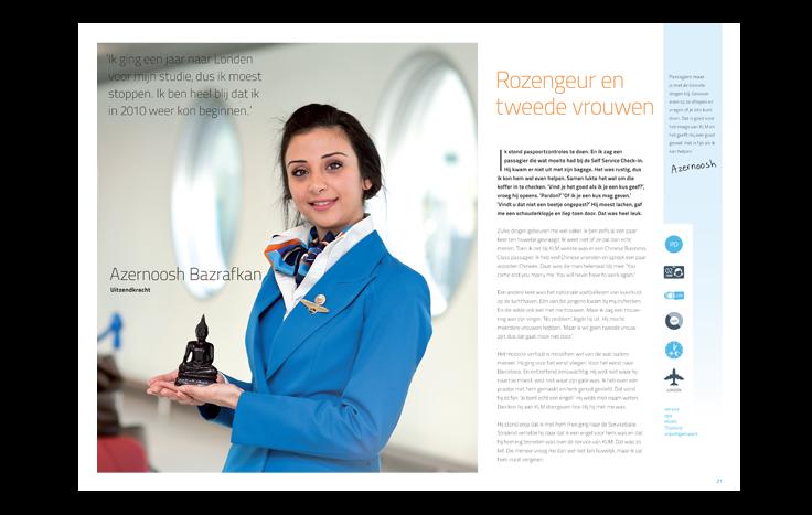 Passenger Services KLM - 'geen dag is hier hetzelfde'