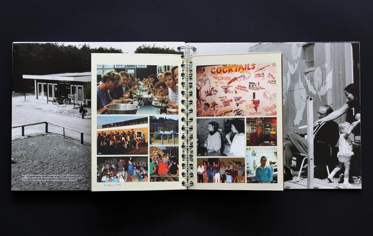 Boek 50 jaar Stichting Rekreatiebelangen Vlieland