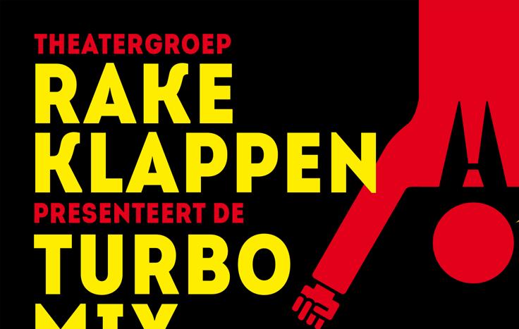 Theatergroep Rake Klappen