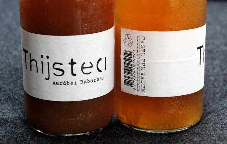 Etiketten ThijsTea